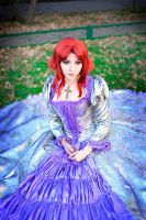 Trinity Blood Esther Blanchett ( star of sorrow) by Dzeshime