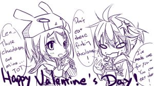 Happy Valentine's Day by earltious