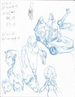 Dre Day Sketches 20 by Dreballin3x
