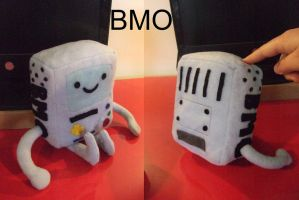 Adventure Time BMO Plush by Special-Measures