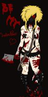 Be My Bloody Valentine by TheHuntingWolf