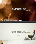 Simple Euro and Art - for v1.x by larzon83