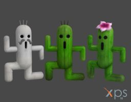 CACTUARS by xo-BAHAMUT-ox
