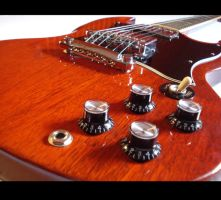 Gibson SG by Hushabye
