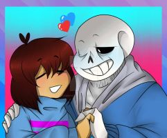 .: A Frisky Mate x Bone Friend  :. by Kimmys-Voodoo