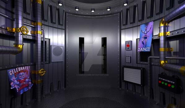 Elevator by a1234agameer