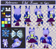 .: Efil model sheet :. by poolvosje