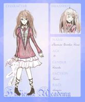 Application Form by Suzuho-Chan