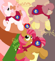 CE:Cue the 'Highschool Musical' jump into the air! by Strawberry-Spritz