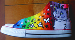 Pimped Shoe by Maquenda