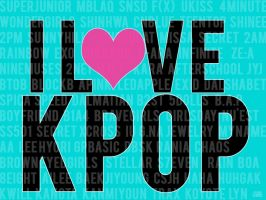 I love kpop by PJopE