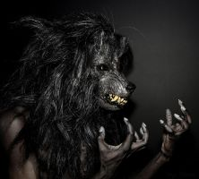 Lycanthrope by Onyx-Philomel