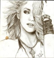 This is Shakira by Donnalicious