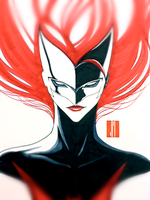 Batwoman by artofJEPROX