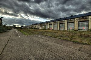 Lost Trains by FotoRuina