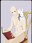 Reading Fairy Tales Base by Beyond-Birthday-666