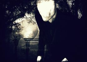 Slenderman : The Past Close by SallibyG-Ray