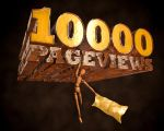 10,000 Pageviews by gusti-boucher