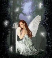 Guardian Angel by martine8719 by Fantasy-Fellowship