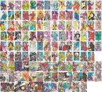 Marvel 75th Anniversary Sketchcards by nerp