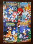 Sonic Archives Volumes 21-24 by BoomSonic514