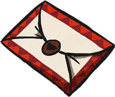 Letter (Normal) by Link2262
