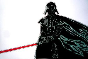 Darth Vader 1 by 118118whaaat