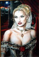 Vampire Lady by Gordon-Napier