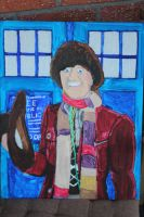 The 4th Doctor by gizmo01