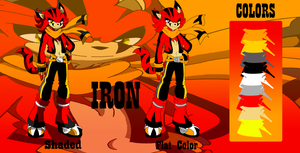 Iron (Adopted) by ValeryScar