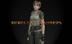 Rebecca Chambers 03 by candycanecroft