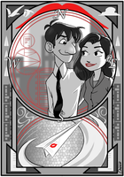 Paperman Nouveau by Daeron-Red-Fire