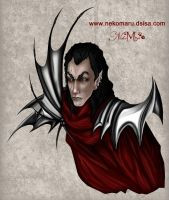 Malus darkblade colour by DesireeNavarro