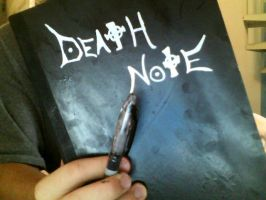 Death Note by The-Mad-March-Hare