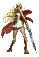 She-Ra - Princess of Power by alvinlee