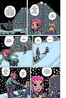 Scott Pilgrim 1 page 84 color by whoisrico