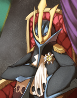 Admiral Empoleon by Rawrkeeper
