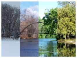 Bridging The Seasons 2 by scottalynch