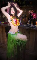 Hula Girl by 2omb13