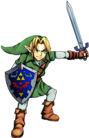 Adult Link by SiscoCentral1915