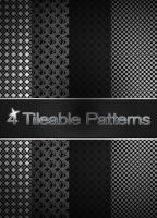 4 tilable patterns for PS by dvanartist