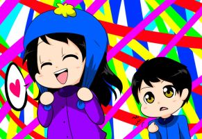 more colorfulness by SouthParkFantasy