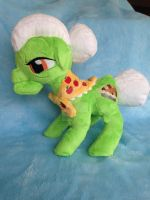 Granny Smith plush by perfectlyplushie
