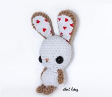 Bunny Pattern by candypow