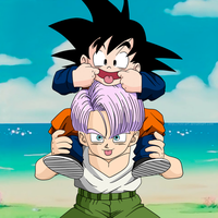 Goten and Trunks by Roxi-art