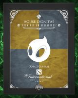 TI3 Banners - Dignitas by goldenhearted