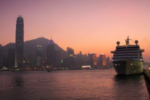 MagicHour with Cruise n Towers by johnchan