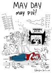 01 May Day May Piu by vaga79