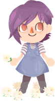 Me Acnl by Stinkling