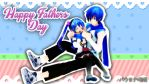Happy Father's Day by paulinahatsune